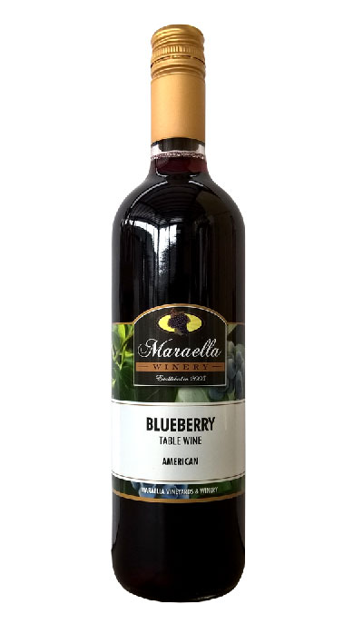 Blueberry Table Wine