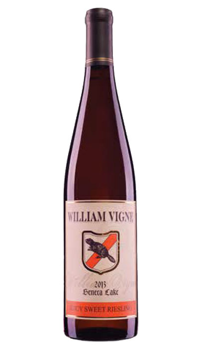 William Vigne - 2013 - Juicy Sweet Riesling