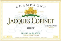 Champagne Blanc De Blanc NV