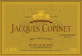 Champagne Selection Blanc De Blanc NV