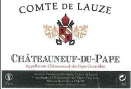 Chateauneauf Du Pape Blanc 2012