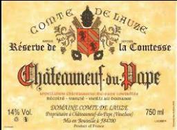 Chateauneuf Du Pape Rouge 2012