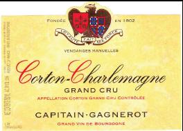 Corton-Charlemagne Grand Cru 2012