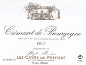 Cremant De Bourgogne NV