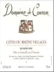 Cotes Du Rhone Village 2013