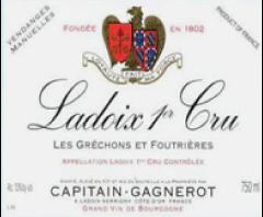 Ladoix 1er Cru Les Grechon Et Foutieres 2012