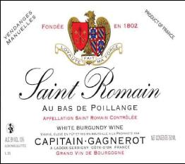 Saint Romaine Au Bas De Poillange