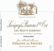 Savigny-Les-Beaune 1er Cru Les Hautes-Jarrons 2012