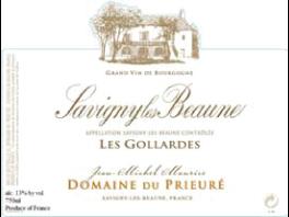 Savigny-Les-Beaune Les Gollardes 2011