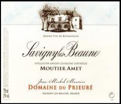 Savigny-Les-Beaune Moutier-Amet 2012