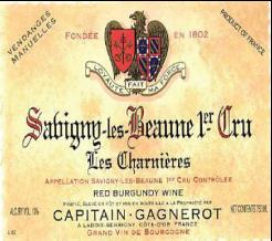 Savigny 1er Cru Les Charnieres 2011